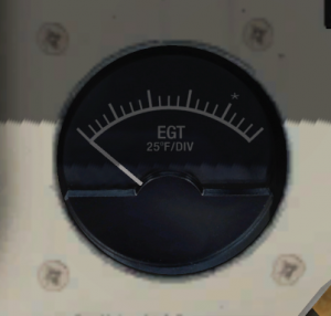EGT Indicator