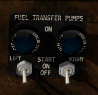 The Osborne electric pumps