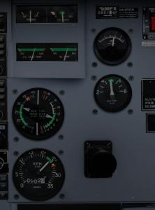 Cessna 210 cruise engine data
