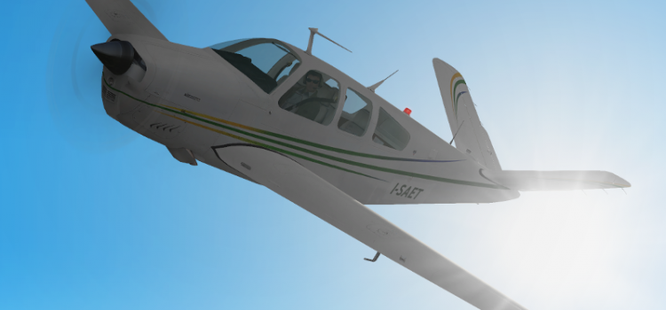 The Reality Expansion Pack for the V35B Bonanza has been released