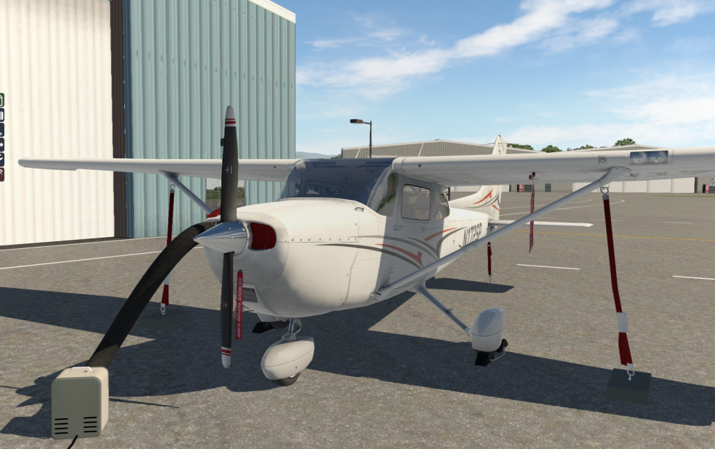 Released: The Reality Expansion Pack for default Cessna