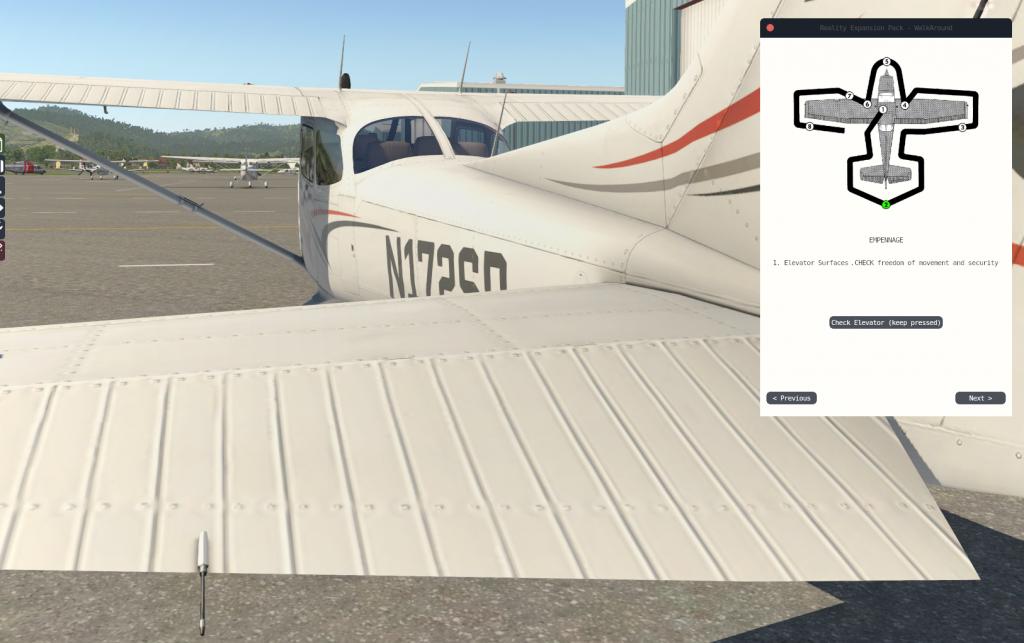 REP for X-Plane 11 Cessna 172SP - SimCoders com