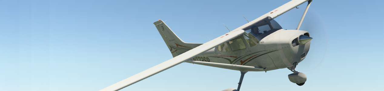 REP for default Cessna 172