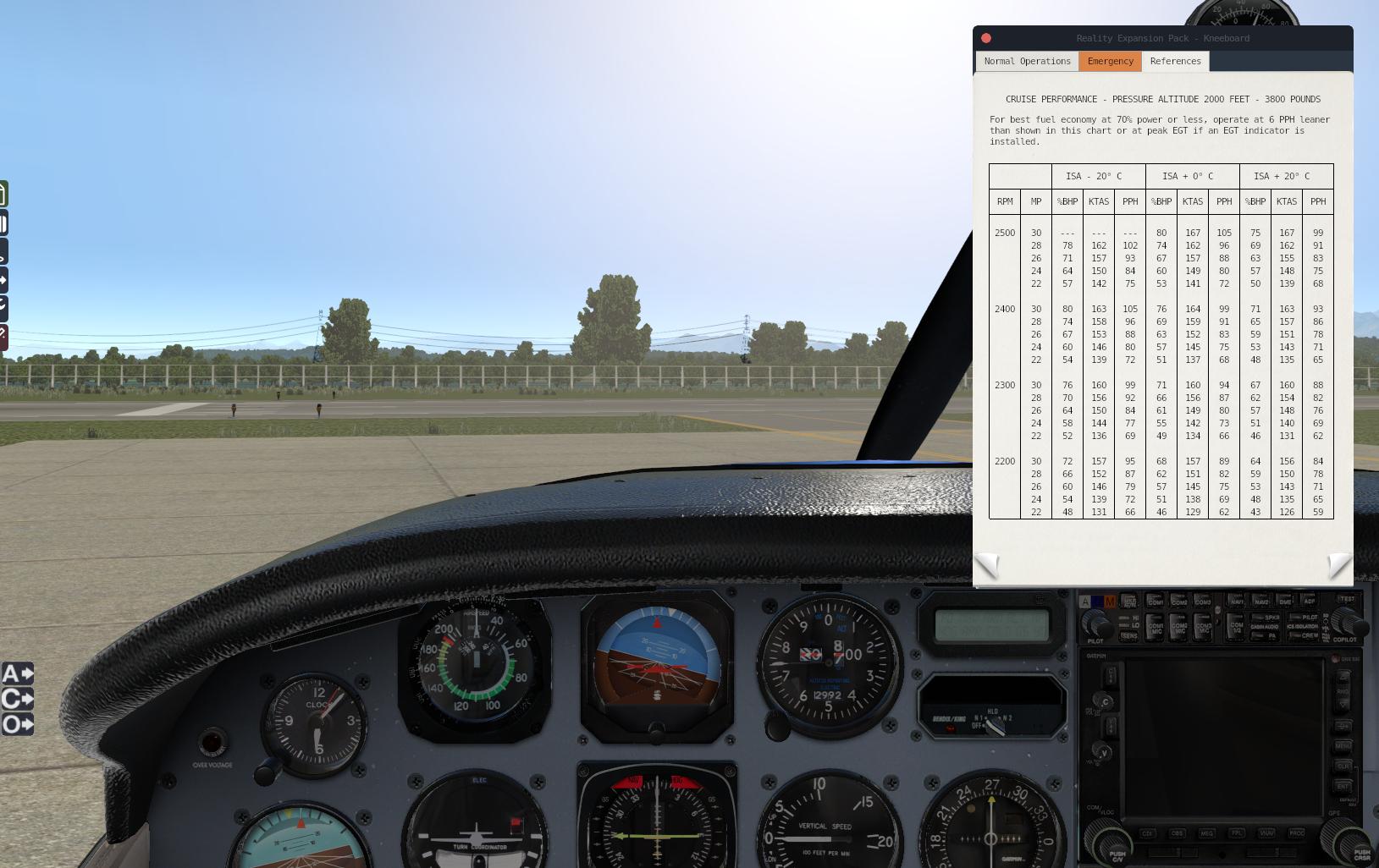 REP for Carenado's Cessna Centurion - SimCoders com