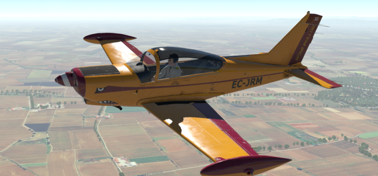 Together with JRollon Planes for the SIAI-Marchetti SF-260D