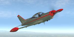SF.260D I-LELM in X-Plane 11