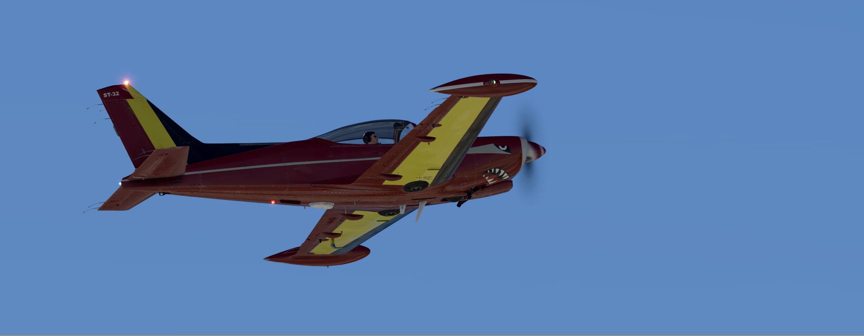 Reality Expansion PackFor JRollon SIAI-Marchetti SF 260