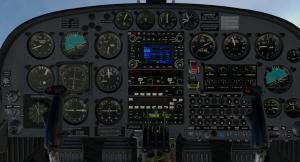 SIAI-Marchetti SF.260 Cockpit