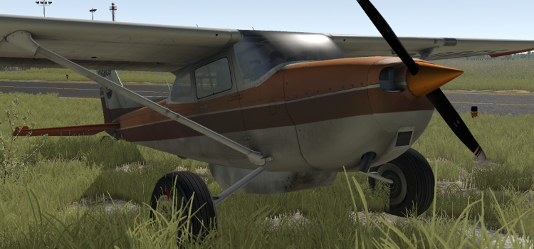 Cessna 172 Bush Pack + REP