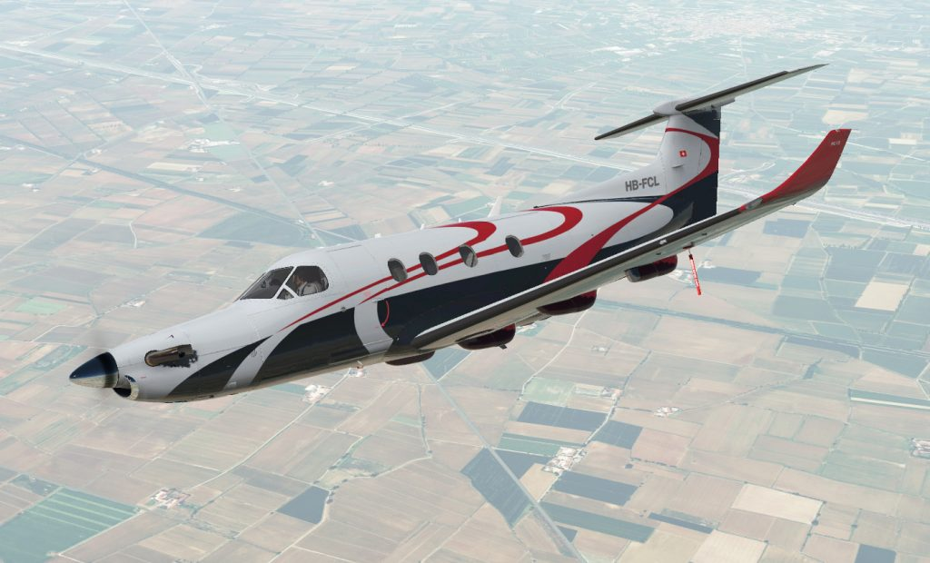 Release: Reality Expansion Pack for Carenado Pilatus PC-12