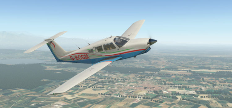 Release: Reality Expansion Pack for JustFlight Piper Turbo Arrow